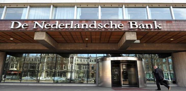 Has the Dutch Central Bank overstepped a boundary?