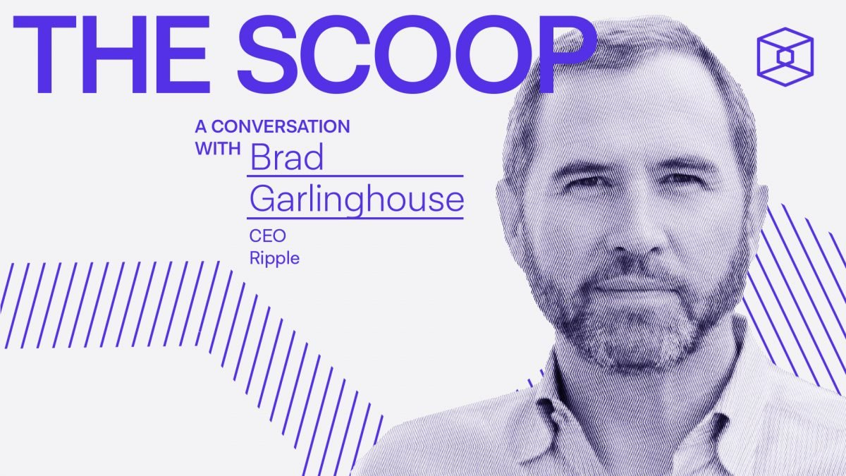 Ripple's Brad Garlinghouse wants bitcoin to succeed after all