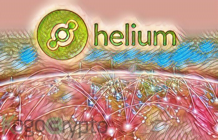 Helium (HNT) is up 40% following a $111 million financing and a milestone of 100,000 active nodes.